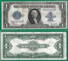 Сертификат 1 доллар 1923, США