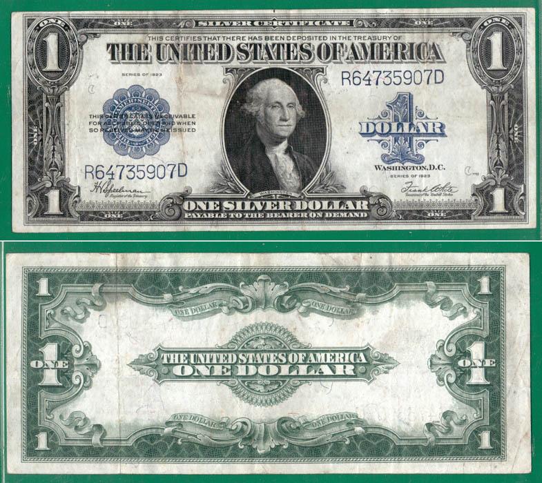 1 доллар сша 1923 коллекции монет 2