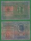 100 крон 1912 Австро-Венгрия
