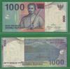 1000 рупий 2012 года Индонезия