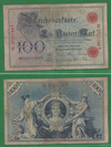 100 марок 1898 года Германия