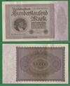 100000 марок 1923 года Веймарская Республика