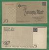 20 марок 1940 Гетто Лицманштадт (г.Лодзь)