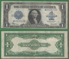 $1 1923 Star note USA